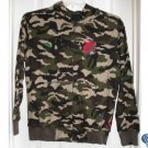 Boys Hurley Hoodie Hooded Sweatshirt NEW Small Camo Skate