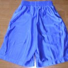 KRU Boys Dazzle Shorts Sz 10 Light Blue Sky Blue Like New