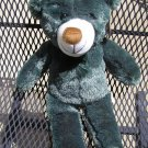 Cuddly Cousins 19 Inch Green Teddy Bear FREE Shipping NEW