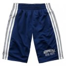 Aeropostale Athletic Sports Shorts Mens Sz. 2XL NAVY BLUE