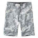 NEW Mens Plaid Chino Shorts by UnionBay Sz. 40 Flat Front