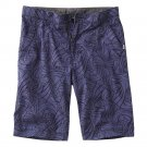 NEW Mens BLUE Fischer Chino Shorts by UnionBay Sz. 38 Flat Front
