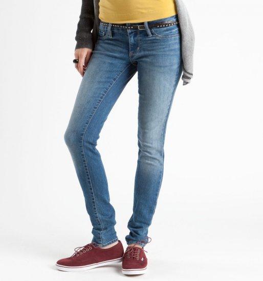 NEW Bullhead The 55 Denim Legging Medium Jeans Juniors Size 0 PacSun