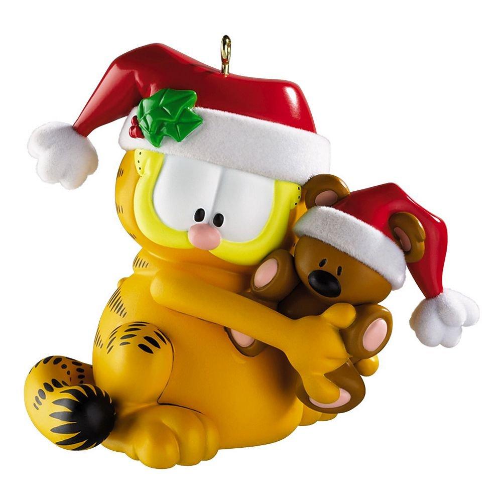 New garfield holiday ornament christmas tree decoration new - Garfield noel ...