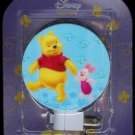 NEW Winnie the Pooh Night Light + Piglet Plug In NightLight NEW