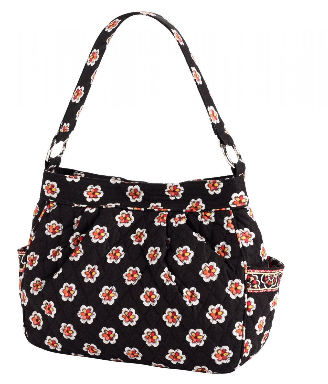 Vera Bradley Purse Handbag Shoulder Bag Reversible Tote in Pirouette $65 NEW