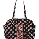 Vera Bradley Baby Bag Large Diaper Bag in Pirouette $97 NEW