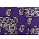 Vera Bradley Jazzy Clutch Handbag Purse Simply Violet $45 NEW