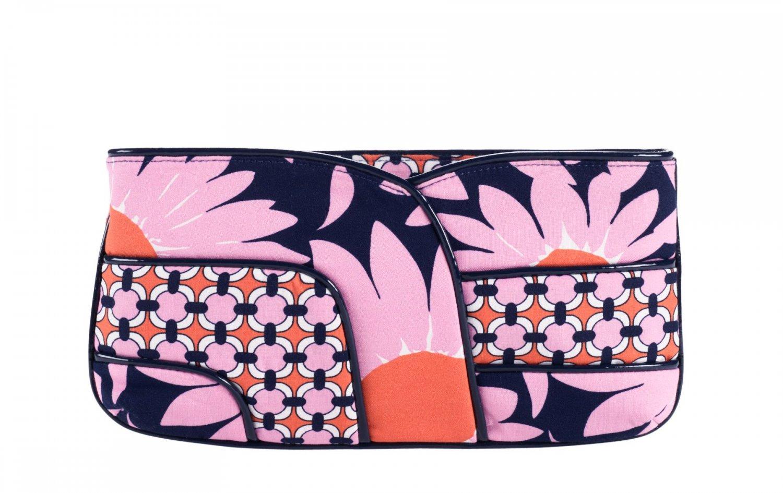 Vera Bradley Jazzy Clutch Handbag Purse Loves Me $45 NEW