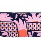Vera Bradley Jazzy Clutch Handbag Purse Loves Me $45 NEW