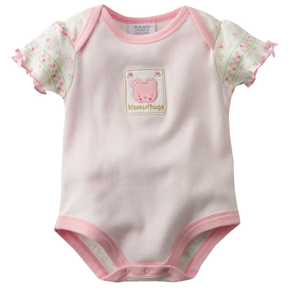 NEW Baby by Bon Bebe One Pc 3 to 6 Mo Baby Outfit Baby Bear Onesie