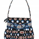 Vera Bradley Purse Handbag Small Bag Hannah Night Owl $45 NEW