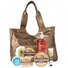 The Body Shop $125.00 8 Piece Bonus Set - Tote + 7 Product NEW