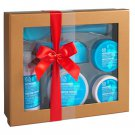 The Body Shop $78 Gift Box Set Peppermint Deluxe Foot Gift Set NEW