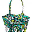 Vera Bradley Purse Handbag Shoulder Bag Sweetheart Shoulder Bag Island Blooms Pattern $68 NEW