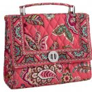 Vera Bradley Purse Handbag Carry Bag Julia Call me Coral $52 NEW