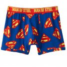 Superman Mens Boxers in a Cube Gift Sz. Extra Large Boxer Shorts Underwear NEW $20.00