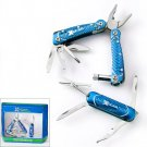 NEW Blue X Gear Multi-Function Mini Tool Set by XGEAR $30.00