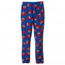 The Angry Birds Fleece Mens Size Small or S Sleep Lounge Pants NEW $32