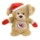 Kansas City Chiefs Plush Dog Stuffed Animal - NEW with TAGS $29.99