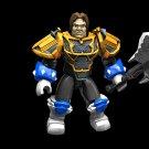 Mega Blocks World of Warcraft Colton 91001 28 Piece Set NEW
