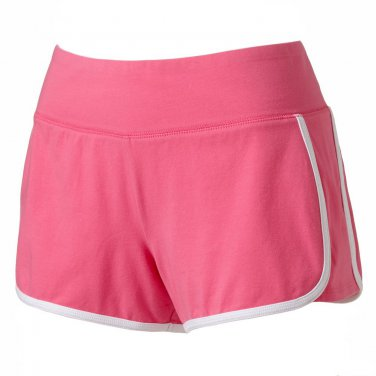 NEW Medium Pink Womens Large Performance Shorts Candies Brand NEW