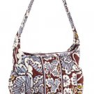 Vera Bradley Sophie Purse Handbag in Slate Blooms 11607-062 $44