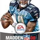 Madden 2008 PSP Platform Sealed NEW Same Day Shipping