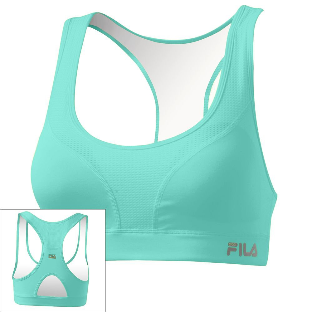 6dd6627bbcfcd NEW FILA SPORT Bra Core Essential High-Impact Sports Bra Womens XS  34