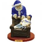NEW The Memory Company MLB #MLB-KCR-110 Kansas City Santa's Gift Figurine Retired HTF