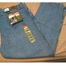 Mens Big Tall Wrangler Five Star Premium Denim Regular Fit Jean 46 x 30 NEW