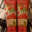NEW Bath & Body Works Sun-Ripened Raspberry Ultra Shea Body Cream 8 oz NEW