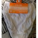 NEW Womens 5603K Warners 100% Cotton Comfort Bikini Panties 3 Pair Assorted Size Small