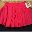 Girls Size XL Ruffled Skort by Hanes J4F in Fuchsia - 14/16 by Hanes - New