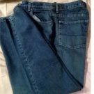 Nautica Relaxed Fit Denim Blue Jeans NS83-J-Class 34 x 30 Size Pre-Owned