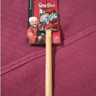 New Guy Fieri Silicone Spatula Wood Tattoo Red and Black 12 Inch Long