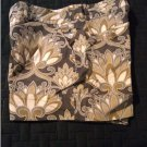 New Womens Mossimo Modern Fit Printed Color Shorts Size 4 Faux Cuffs