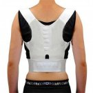 Magnet Therapy Posture Corrector Magnetic Shoulder Back Brace Belt Vest Unisex Adjustable