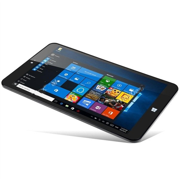 "VIDO W8X 8"" IPS Screen Windows 10 Intel Atom X5, Quad-core 2GB 32GB Tablet PC w/ Bluetooth 4.0"