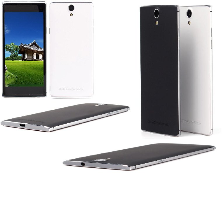 "5.0"" P9 Android 4.4 Octa Core MTK6592 RAM 1GB ROM 16GB Smartphone 8MP Rear"