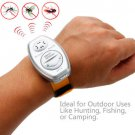 Ultrasonic Mosquito Repeller Pest Bug Repellent Insect Wrist Band Control Anti