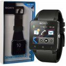Sony SW2 SmartWatch 2 Bluetooth Water Resistant Android Watch Silicon Wristband
