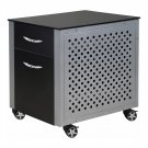 PitStop Furniture FC230B File Cabinet (Black)