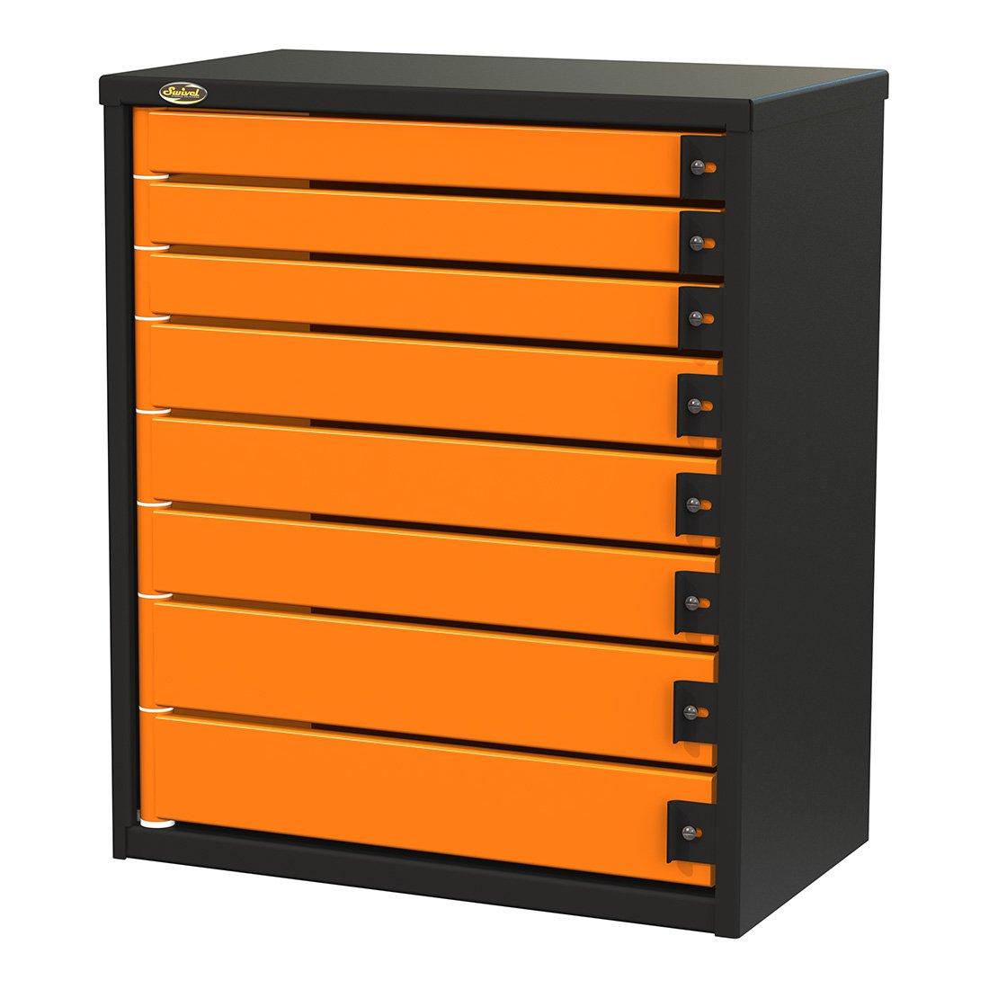 Swivel PRO343408 8-Drawer 30-Inch Service Tool Box