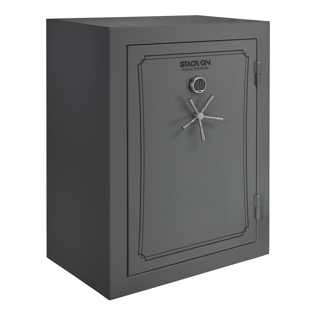 Stack-On TD-69-GP-E-S Total Defense 51-69 Gun Safe with ...
