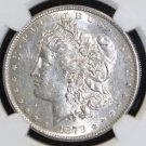 1878 S Rare VAM 17C Denticle Clash Hit List 40 NGC MS 62 Morgan Silver Dollar