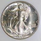 1941 MS 67 Stunning Gem Uncirculated NGC Walking Liberty Silver Half Dollar