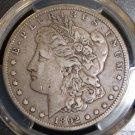 1892 CC Key Date PCGS Very Fine 30 Carson City Morgan Silver Dollar