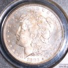1883 CC PCGS MS 64 Carson City Near Proof Like Morgan Silver Dollar