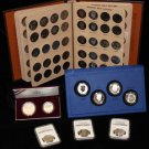 1964-2014 PDS Ultimate Kennedy Half Dollar Set Includes Proofs & Varieties